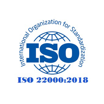 ISO 22000 for the field of food safety